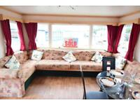 Cheap Pre Owned Static Caravan For Sale - Reduced to £9,995