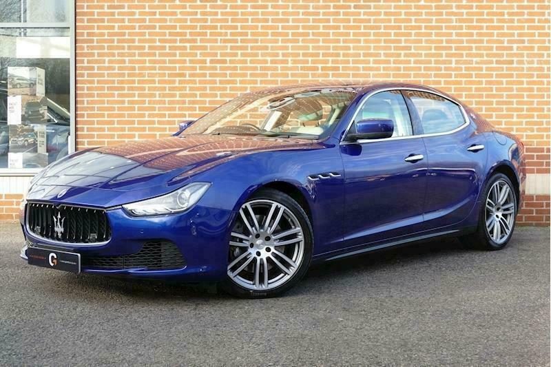 Maserati Ghibli Dv6 Saloon 3.0 Automatic Diesel   in Ripley, Derbyshire   Gumtree