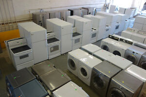STOVES/RANGES/OVENS USED LIKE NEW + BEST PRICES + FULL WARRANTY!