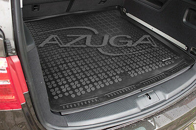 PREMIUM Kofferraumwanne für VW Sharan/Seat Alhambra ab 9/2010 Antirutsch