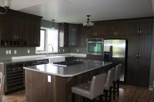 Beautiful, excellent condition kitchen cabinets