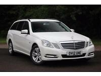 2012 MERCEDES E-CLASS E220 CDI BLUEEFFICIENCY S/S SE ESTATE DIESEL