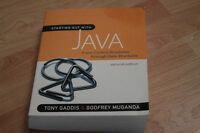 Starting Out with Java - textbook
