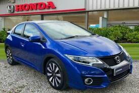 image for 2016 Honda Civic 1.8 i-VTEC SE Plus 5-Door Hatchback Petrol Manual