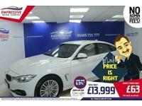 2014 64 BMW 4 SERIES 2.0 420D XDRIVE LUXURY GRAN COUPE 4D 181 BHP DIESEL