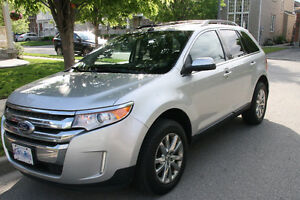 2011 Ford Edge LTD SUV, Crossover