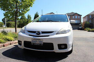 2007 Mazda 5 GT Fully Loaded With Snow Tires *Clean Car*