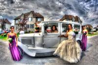 Magnifique voiture pour mariage - Antique, Limousine, SUV