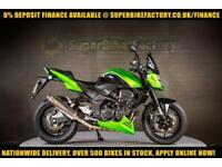 2010 59 KAWASAKI Z750 L9F 750CC 0% DEPOSIT FINANCE AVAILABLE