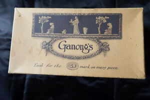 REDUCED MORE!! GANONG'S Chocolate Box