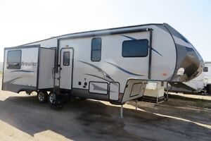 2014 PROWLER P289 - Fifth Wheel Regina Regina Area image 2