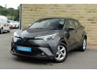 2020 Toyota CHR 1.8 Hybrid Icon 5dr CVT PETROL/ELECTRIC grey CVT