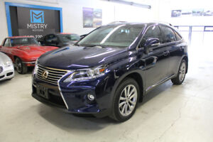 2015 Lexus RX 350 Sport design ONE OWNER CALL 905-270-0310