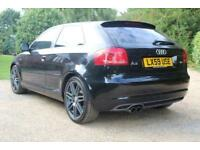 2009 59 AUDI A3 1.8 TFSI S LINE SPECIAL EDITION 3D 158 BHP