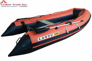 11 ft inflatable boat + 55 lbs trolling motor + TAX = 1540