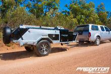 2016 RAPTOR REAR FOLD Camper Trailer - Demo Model Sale! Malaga Swan Area Preview