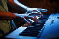 Cherche claviériste/keyboard pour hommage disco années 80