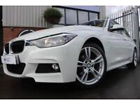 2014 64 BMW 3 SERIES 2.0 320I XDRIVE M SPORT 4D-HIGH GLOSS BLACK INTERIOR-CORAL