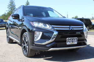 2018 Mitsubishi ECLIPSE CROSS  GT S-AWC  | Sunroofs, Leather