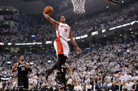 TORONTO RAPTORS TICKETS - INCREDIBLE GAMES+SEATS+DEALS!!!!