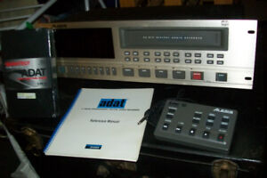 ALESIS ADAT ( 3 available )