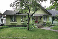Fantastic North River Heights Character Home