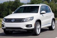 Brand new Tiguan 2016 lease transfer