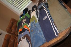Gently Used Boys size 4T Clothing