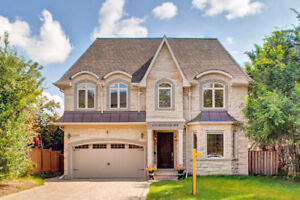 OPEN HOUSE!! Luxury Home In Willowdale East!