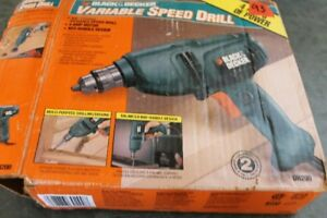 Variable Speed Drill
