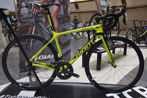 Giant TCR Advanced SL2 2016