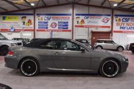 2008 06 BMW 6 SERIES 5.0 M6 2D AUTO 501 BHP