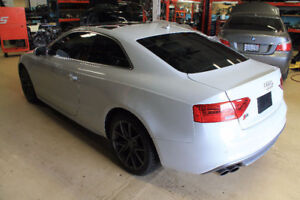 PARTING OUT AUDI S5 COUPE 2013 3.0T Supercharged TFSI Manual 97K