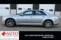 2014 CHRYSLER 300 S/LEATHER/PANORAMIC SUNROOF/NAV BEATS BY DRE
