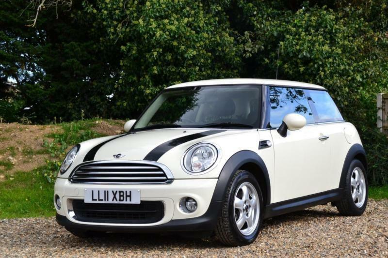 2011 MINI HATCH 1.6 ONE HATCHBACK PETROL