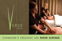 Part Time Administration Assistant :: Verde Day Spa Canmore