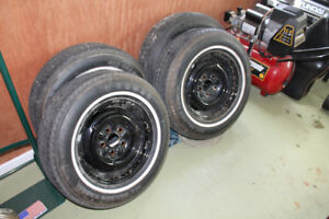 14 inch Whitewall Tires for Sale