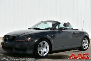 2001 Audi TT Roadster Quattro 6 Speed Manual
