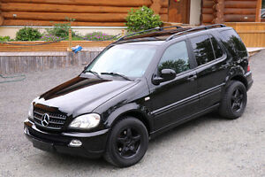 SOLD!! 2003 Mercedes-Benz M-Class SPORT PACKAGE,SUV, DIESEL