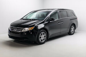 2011 Honda Odyssey EX-L w/RES, Leather, Sunroof, DVD, Camera
