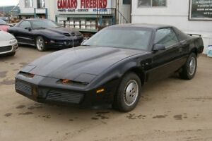 1982 Pontiac Trans Am Recaro Cross Fire T-Top