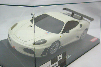 Kyosho Mini-Z ASC (Body Set) MZP328TW Ferrari F430 GT Test Car / White 2007