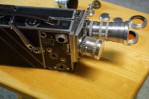 CINE-KODAK 16MM FILM CAMERA