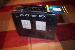 Dr. Who Lunchbox