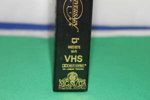 VHS GONE WITH THE WIND 50th anniversary addition  1989 Kingston Kingston Area image 6