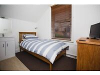 SINGLE ENSUITE ROOM TO RENT,PROFESSIONAL HOUSE SHARE,ALL BILLS INC,NO DEPOSIT,FULLY FURN,WIFI,SKY TV