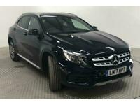 2017 Mercedes-Benz GLA-CLASS GLA 200 AMG LINE EXECUTIVE D Estate Diesel Manual