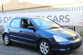 Honda Civic 2.0i VTEC Type S BARGAIN PRICED CHEAR TO CLEAR!! BE QUICK