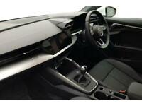 2020 Audi A3 Saloon Sport 35 TFSI 150 PS 6-speed Saloon Diesel Manual