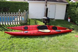 Kayaks de mer FJELL de Boréal Design & accessoires